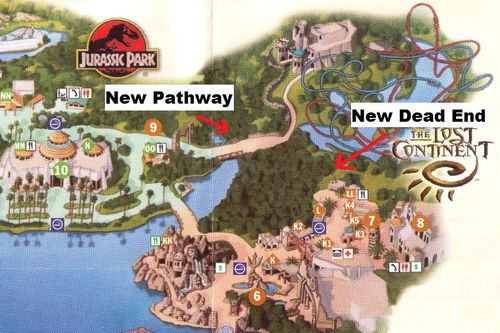 New Pathway Map