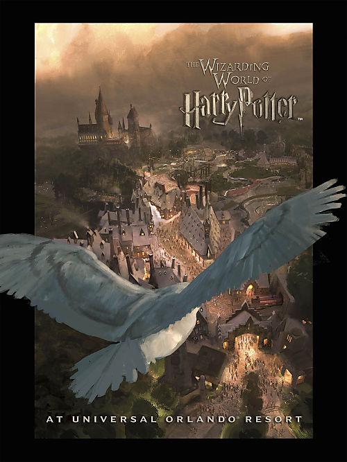 Potter Park Poster