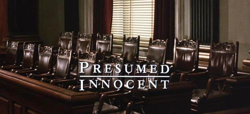 PRESUMED INNOCENT Title