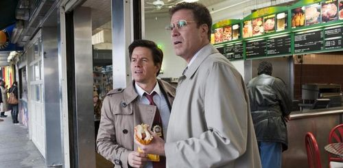 OTHER GUYS Wahlberg and Ferrell