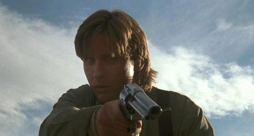 YOUNG GUNS II Emilio Estevez