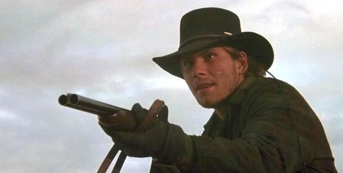 YOUNG GUNS II Christian Slater