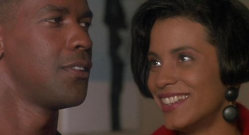 MO BETTER BLUES Denzel Washington and Cynda Williams