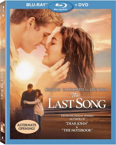 LAST SONG cover
