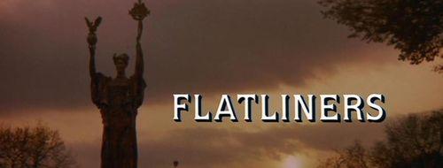 FLATLINERS Title