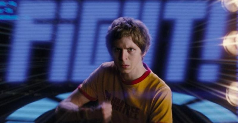 SCOTT PILGRIM VS THE WORLD Michael Cera