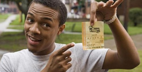 LOTTERY TICKET Bow Wow