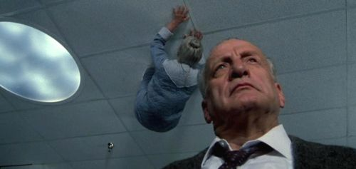 EXORCIST III Wall Crawl