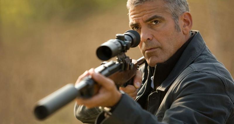 AMERICAN George Clooney