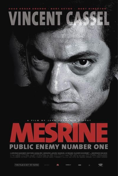 MESRINE - PUBLIC ENEMY #1