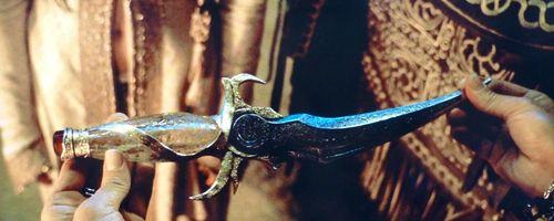 PRINCE OF PERSIA Dagger