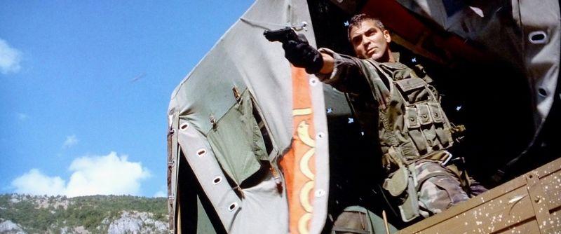 PEACEMAKER Clooney Truck