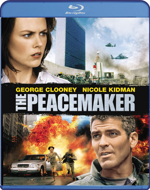 PEACEMAKER Blu-ray Cover