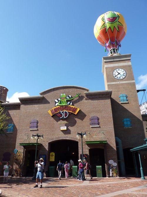 Disney's Hollywood Studio 21