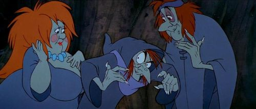 BLACK CAULDRON Witches of Morva