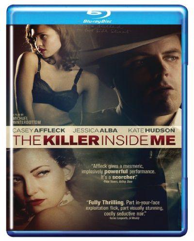 KILLER INSIDE ME Blu-ray Cover
