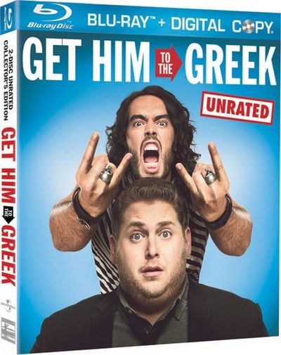 GET HIM TO THE GREEK BD Cover