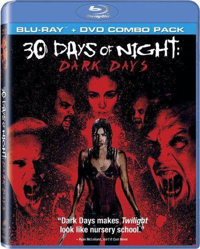 30 DAYS OF NIGHT DARK DAYS BD Cover