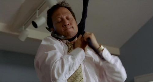 CHOSEN ONE Rob Schneider Suicide