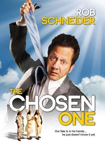 CHOSEN ONE DVD Cover