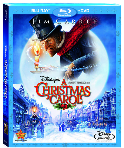 CHRISTMAS CAROL BD Cover