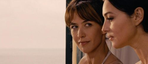 DON'T LOOK BACK Monica Bellucci Sophie Marceau