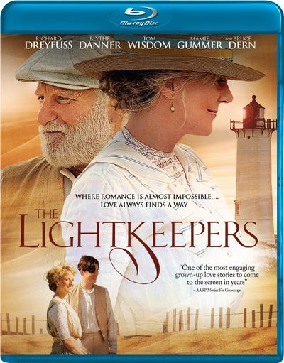 LIGHTKEEPERS Blu-ray Cover