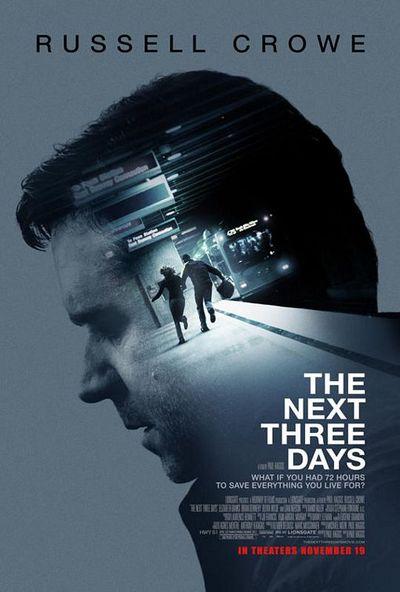 NEXT THREE DAYS