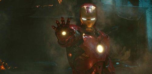 IRON MAN 2 Iron Man