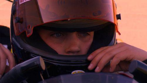 RACING DREAMS Brandon Warren