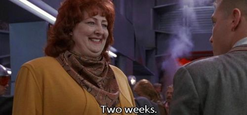 TOTAL RECALL Two Weeks