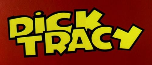 DICK TRACY Title
