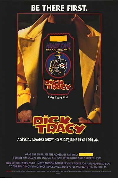 DICK TRACY T-Shirt Poster