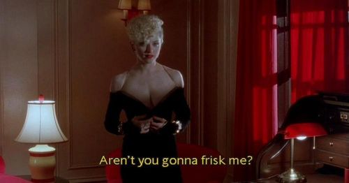DICK TRACY Madonna