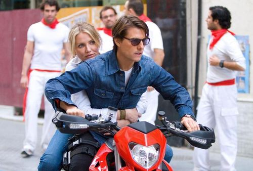 KNIGHT AND DAY Cameron Diaz
