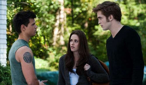 TWILIGHT ECLIPSE Bella Jacob Edward