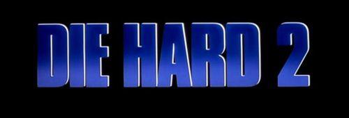 DIE HARD 2 title