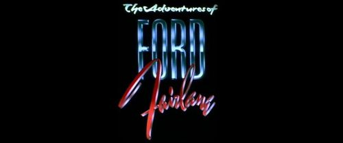 ADVENTURES OF FORD FAIRLANE Title