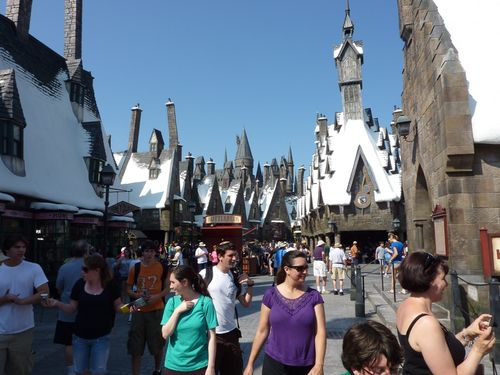 Hogsmeade Final