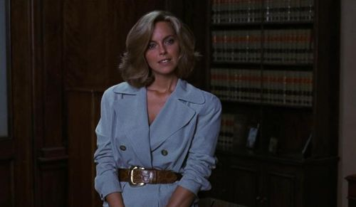 PRESUMED INNOCENT Greta Scacchi 2