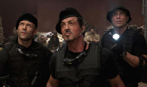 EXPENDABLES Stallone