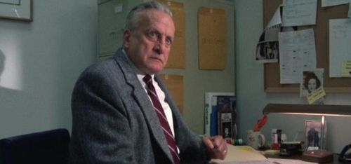 EXORCIST III George C. Scott