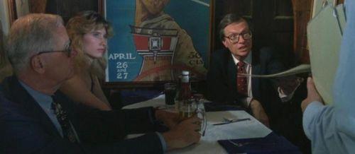 EXORCIST III Larry King