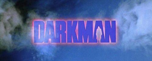 DARKMAN Title