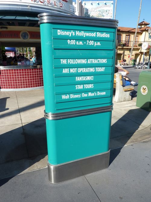 Disney's Hollywood Studio 3