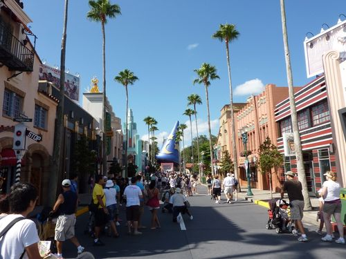 Disney's Hollywood Studio 27