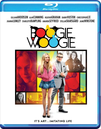 BOOGIE WOOGIE Blu-ray Cover