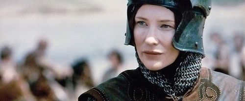 ROBIN HOOD Cate Blanchett