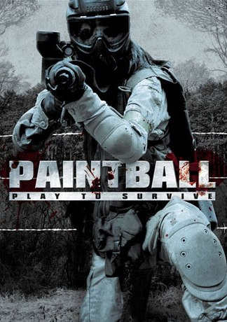 PAINTBALL DVD Cover