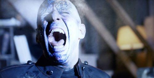 30 DAYS OF NIGHT DARK DAYS Vampire Burn